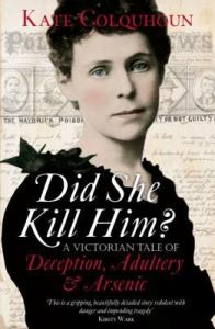 Did She Kill Him by Kate Colquhoun