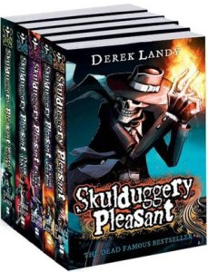 Skullduggery Pleasant series