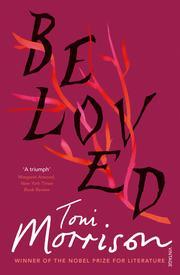 Image Description: book cover of Beloved by Toni Morrison