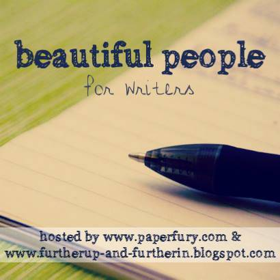 Image Description: The Beautiful People for Writers - Writing Goals